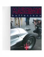 Maserati Club Sweden Bulletin 2014-1