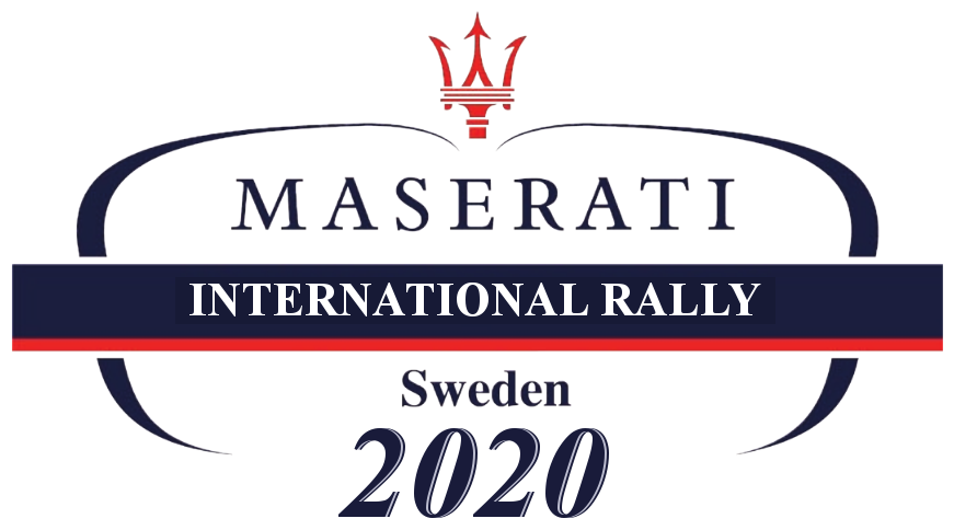 Internationella Maseratirallyt till Sverige 2020!