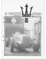 Maserati Club Sweden Bulletin 1981-1