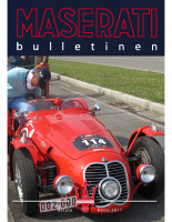 Maserati Club Sweden Bulletin 2011-1