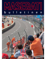 Maserati Club Sweden Bulletin 2012-1