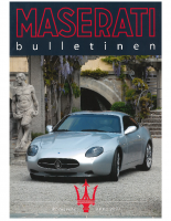 Maserati Club Sweden Bulletin 2007-1