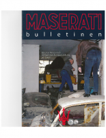 Maserati Club Sweden Bulletin 2007-2