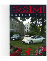 Maserati Club Sweden Bulletin 2008-1